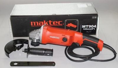 SZLIFIERKA KĄTOWA 125MM 1050W MT904 MAKTEC MAKITA